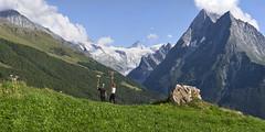 Alpine peasants (Karl Le Gros) Tags: xaviervonerlach valdhérens 2018 glacier dentdhérens dentsdeveisivi swissalps alpine lùzorass