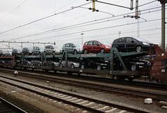 23 88 4363 555-4 - cobelfret - rsd - 301109 (.Nivek.) Tags: goederenwagens goederen wagen wagens gutenwagen gutenwagens uic type l pkw auto