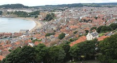 View From Scarborough Castle North Yorkshire, England , UK (19-08-18) (CT Photography.) Tags: scarboroughcastle scarborough castle north yorkshire northyorkshire england uk history historical northsea henryiicastle fortresses hillfort fort royal royalcastle englishheritage