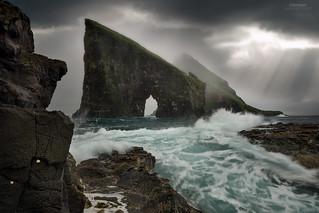 '3 Second Warning' - Faroe Islands