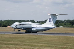 Thursday Arrivals: Ilyushin 78820 (WDGImages) Tags: riat2018 airshow aircraft ilyushinil76 il76 78820 il76md fairford raffairford riat royalinternationalairtattoo airtattoo
