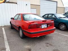 1992 Mazda MX-6 LX (Foden Alpha) Tags: mazda mx6 lx 815xmp