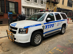 NYPD Patrol Borough Manhattan South Chevy Tahoe (NY's Finest Photography) Tags: highway patrol state nypd fdny ems police law enforcement ford dodge swat esu srg crc ctb rescue truck nyc new york mack tbta chevy impala ppv tahoe mounted unit service squad dcu