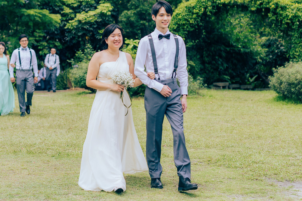 「婚攝」Ray & Chelsea 納美花園婚禮搶先版