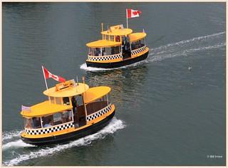 Harbour Taxi Twofer