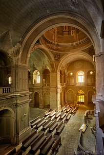 Abandonned Church - Urbex