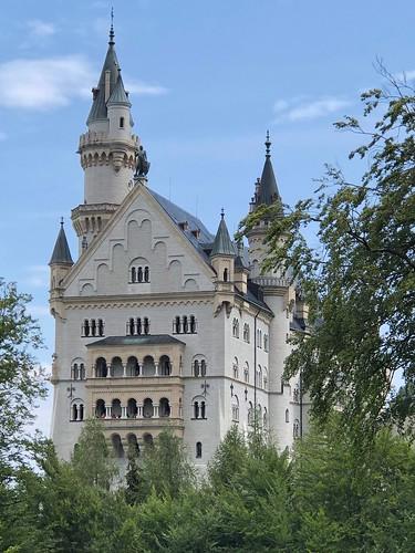 Hotspot Neuschwanstein Castle