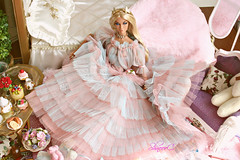 Like Marie Antoinette (КристинаCristina) Tags: poppy parker summer love integrity toys fashion royalty doll barbie