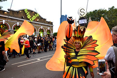 DSC_7155 Notting Hill Caribbean Carnival London Exotic Colourful Costume Girls Dancing Showgirl Performers Aug 27 2018 Stunning Ladies (photographer695) Tags: notting hill caribbean carnival london exotic colourful costume girls dancing showgirl performers aug 27 2018 stunning ladies