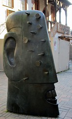 Goslar, Germany (LuciaB) Tags: goslar germany goslarnailhead sculpture rainerkriester