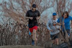 Hawks N Hills 2018.3.14-36 (Lawrence Trail Hawks) Tags: 2018 canon7dmii clintonlake hawknhills sandersmound practice running