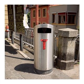 72 (trash can) Je suis ton père