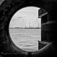Antwerp harbour view (Ruud.) Tags: ruudschreuder nikon nikond850 d8050 antwerpen antwerp schip ship boot bateau haven port harbour hafen