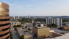 Tulsa (4) (pensivelaw1) Tags: tulsa oklahoma skyscrapers fountains statues mosaic arkansasriver
