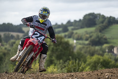 Tom Church (MX Man) Tags: tom church honda mx motocross dirt bike racer fast corner farleigh castle vets veteran mxdm des nations winner fuji x t 2 50 140 f 28 best camera world