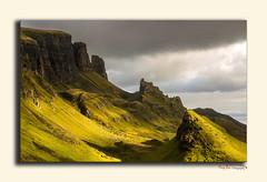 Mystical Lands (The Quiraing Skye) (The Terry Eve Archive) Tags: quiraing skye geology geography rocks landslide ancientlandslide escarpment trotternishridge