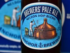 Anchor Brewing - Brewers' Hop Pale Ale San Francisco CA (mbell1975) Tags: anchor brewing brewers hop pale ale san francisco ca bier beer pivo øl cerveza birra cerveja piwo bira bière biere