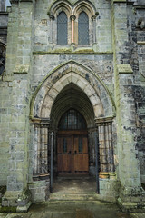 Paisley Abbey 2018-16 (henderson231280) Tags: paisley abbey cathedral church stone architecture old ancient religion gargoyle river scotland