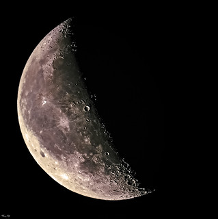 The Moon. 3-4 Sep 2018 / Луна. В ночь на 4 сентября 2018