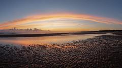 _MG_8183-Panorama.jpg (arnaudthx) Tags: panorama saintlaurentsurmer normandie normandy leverdesoleil omahabeach plage