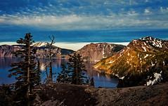 Crater Lake, Oregon (klauslang99) Tags: klauslang nature northamerica crater lake oregon water mountains landscape