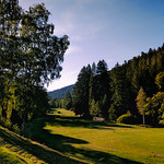 Ein Spätsommerabend im Langenbachtal. thumbnail