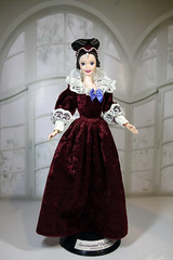 Sentimental Valentine Barbie (alenamorimo) Tags: barbie barbiedoll doll barbiecollector victorian