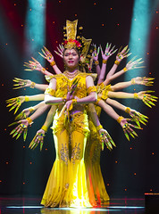 DAG_8712r (crobart) Tags: thousand hand bodhisattva eyes yate dance acrobatic team chinese china canadian national exhibition cne 2018 toronto