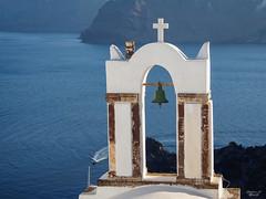 Οία Oia (Despina_F.) Tags: oia santorini cyclades greece church