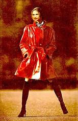 Fashion plate - 11 (donnacd) Tags: sissy tgirl tgurl dressing crossdress crossdresser cd travesti transgenre xdresser crossdressing feminization tranny tv ts feminized jumpsuit domina blouse satin lingerie touchy feely he she look 易装癖 シー