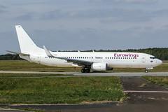 D-ABBD (mabrue01) Tags: dabbd eurowings boeing 737800 eddv haj hannover airport aircraft planespotting