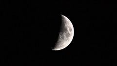 Moon (uncropped) (Steve InMichigan) Tags: moon asanuma400mmf63tokinalens vivitarauto2xcustomteleconvertermodel2x1 fotasym42eosmlensadapter