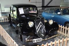 Citroen Traction Avant II AL - 1936 (pserigstad) Tags: stavanger rogaland norge norway nikon nikond5300 d5300 tamron16300 tamron motorama2018