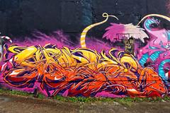Graffiti 2017 in Magdeburg (pharoahsax) Tags: graffiti kunst objekte de magdeburg sachsenanhalt germany pmbvw deutschland art streetart street urban urbanart paint graff wall artist legal mural painter painting peinture spraycan spray writer writing artwork tag tags worldgetcolors world get colors