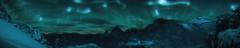 Horizon Zero Dawn (Matze H.) Tags: horizon zero dawn complete edition frozen wilds night photo mode panorama uhd 4k playstation 4 pro nothern lights aurora borealis north ingame graphic screenshot