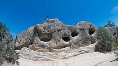 Wind Caves (tourtrophy) Tags: mountdiablostatepark mountdiablo rockcity windcaves sonya6300 samyang8mmf28e rock