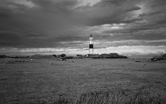 Lighthouse on Sylt, Germany (FSR Photography) Tags: fsrphotography lighthouse de fujifilmxt2 sylt landschaft himmel vignette hegde kontrast licht gebäude fujifilm light leuchtturm bw xt2 scenery wolkig travel dark wolken outdoor blackandwhite white einfarbig travelling sommer dramatic lichter hedgerow sw nordsee landscape sky hecke cloudy schwarzweiss blackwhite photoshop 2018 reisefotographie flickr whiteblack lights reise summer contrast clouds monochrome monochrom bnw schwarz fuji black deutschland fsr lightroom nik