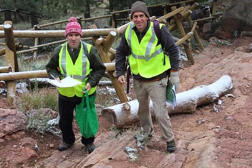 Photo - FCC/BCC Climbing Trails Project