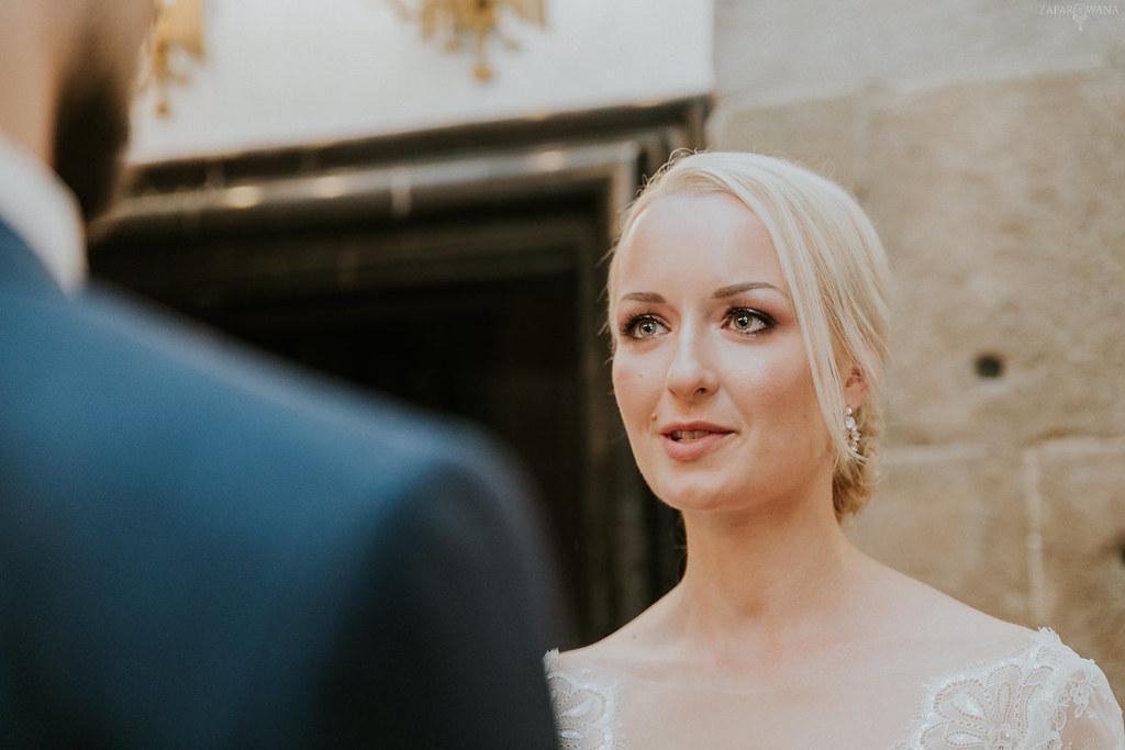 182 - ZAPAROWANA - Kameralny ślub w Krakowie