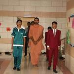 3-Welcoming Swamiji