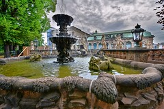 Beautiful fountain (Tobi_2008) Tags: brunnen fountain dresden sachsen saxony deutschland germany allemagne germania