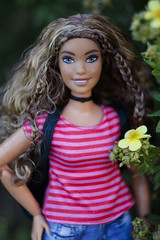 (torimh_zverek) Tags: doll mattel barbie curvy mtm portrait carnaval eternal fashionista