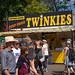 Battered-Dipped Deep Fried Twinkies - Minnesota State Fair