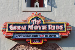 The Great Movie Ride (Rick & Bart) Tags: florida2017 waltdisneyworldresort disneyworld disney rickvink canon eos70d orlando florida usa rickbart disneyshollywoodstudios thegreatmovieride sign