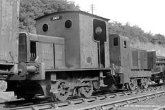 23/08/1963 - Little Weighton, East Yorkshire. (53A Models) Tags: fowler jf160381923 040dm andy industrial diesel eastyorkshire train railway locomotive railroad littleweighton
