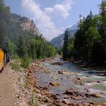 Animas River Canyon, Durango & Silverton Narrow Gauge Rail, Durango & Silverton Narrow Gauge Railroad thumbnail