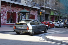 1987 Citroën CX 25 GTi Turbo 2 (coopey) Tags: 1987 citroën cx 25 gti turbo 2