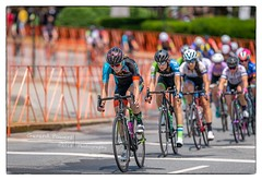 Woman's-Pro C1/2_Fitchburg (MadoneRider) Tags: longsjoclassic nikon d4 200mmf2gvr race bokeh sharp bikes people road