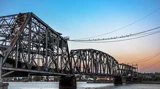 Historic c.1903 CN Railway Bridge