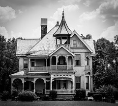 I.W.P. Buchanan House - Lebanon, TN (shultstom) Tags: victorian house architecture abandoned old south tom shults